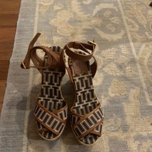 Tory Burch Wedges size 38/8